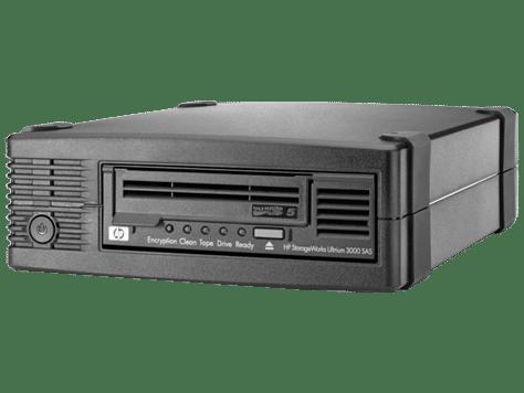 HP LTO-5  SAS EXTERNAL
