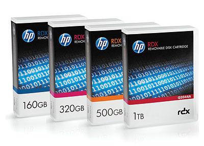 HP RDX_Cartridge