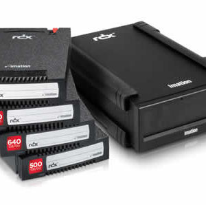 RDX Removable Disk Cartridges