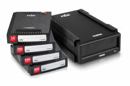 RDX Removable Disk Cartridges